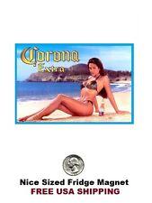 134 - Sexy Corona Beer Girl Fridge Refrigerator Magnet