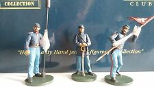 Dented-box Oryon 1/32 54mm Metal figure Civil War Union Artillery 1863 #6035