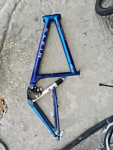 "KLEIN PALOMINO ""BIKE FRAME"" + REAR SHOCK MTB FULL SUSPENSION"