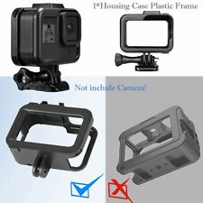 Plastic Frame Protective Shell Housing Case For Gopro Hero 9 Black Action Camera