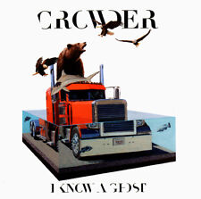 Crowder - I Know A Ghost CD 2018 Six Steps Records ** NEW **