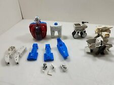 Lot of Vintage Robot Toy Parts ++