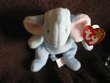 Ty Beanie Baby- Peanut The Elephant 1995