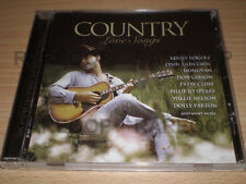 Country Love Songs Dolly Parton Kenny Rogers Donovan (CD, MB) MADE IN ARGENTINA