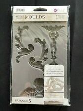 Prima Marketing IOD Mould Mold Baroque | Food Safe Clay Resin Chocolate