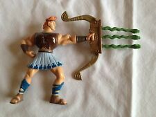 Walt Disney HERCULES Action Figure w/ bow and SNAKE arrows