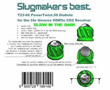 Slugmaker´s best T23-66 PowerTwist.50 Slug cal.50 f. HDR50 2,8g Geschosse HDR 50