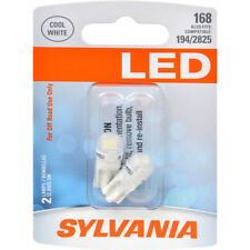 Side Marker Light Bulb-LED Blister Pack Twin SYLVANIA 168SL.BP2