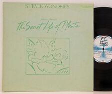 Stevie Wonder         Secret life of plants      3er Lp        NM # P