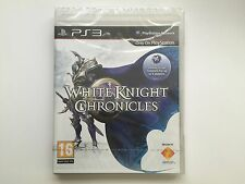 White Knight Chronicles For Sony Playstation 3 (New & Sealed)