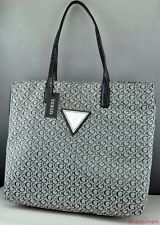 New Trend Limited GuEsS Handbag Ladies Claudia Totes Bag Grey BNWT