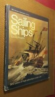 Sailing Ships by Cedric Rogers 1974 Hardcover