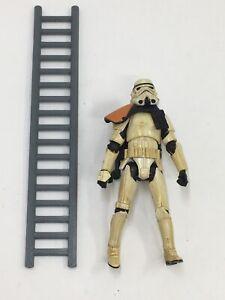 CUSTOM LADDER for 3.75 Inch 1:18 figures diorama Star Wars Gi Joe Etc