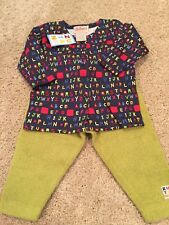 ZUTANO Baby 0-3 Mos Boy Girl Button Down L/S Shirt & Fleece Pant Set NWT Cozie