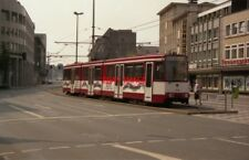 PHOTO  GERMANY MÜLHEIM 1991 TRAM MÜ-STADTMITTE 1008 v2
