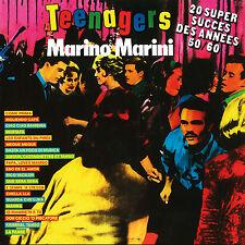CD Marino Marini : Teenagers - 20 Super Succès Des Années 50/60