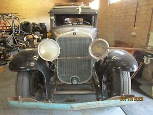 1931 Cadillac V8 Town Sedan, excellent project, price reduced by $10,000 to sell