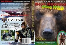 Bears Gone Wild Dvd hunt brown bear black bear archery rifle blackpowder