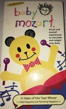 FHE Baby Einstein Baby Mozart VHS Tape 2000