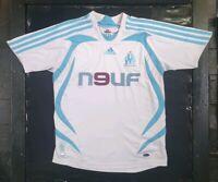 Maillot jersey trikot shirt maglia camiseta camisa om Marseille cisse 2007 2008