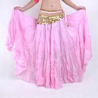 New Belly Dancing Skirt Tribal Bohemia Style Big Skirt/Dress 7 colors