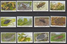 BELIZE : 1995 Insects definitives 1c-$10 no imprint date SG1070-81A MNH