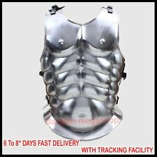 Christmas Gift Ideas For Men Roman Muscle Breast Plate Medieval Armor Cuirass