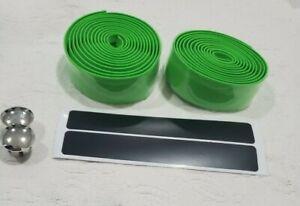 Road Bike Bicycle Track Handlebar Tape Solid Colors Handle Bar drop bullhorn