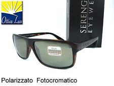 OCCHIALI SERENGETI CLAUDIO 7953 FOTOCROMATICO POLARIZZATO PESCA Sunglass Sole
