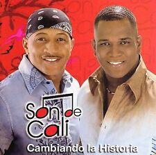 CD SON DE CALI cambiando la historia LLORANDO te amo ME MUEVE EL PISO me gustas