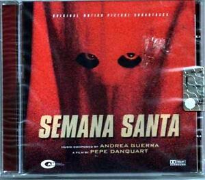 COLONNA SONORA - ANDREA GUERRA - SEMANA SANTA - CD NUOVO SIGILLATO