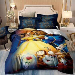 Beauty And The Beast Bedding For Sale Ebay