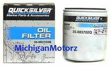 Genuine MerCruiser 4.3L, V-6 Oil Filter - 35-883702Q