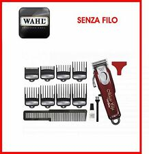 WAHL MAGIC CLIP SENZA FILO CORDLESS BARBER SHOP TOSATRICE