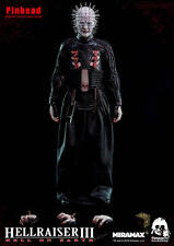 "Hellraiser III: Hell On Earth PINHEAD 12"" Action Figure 1/6 Scale ThreeZero 3"
