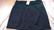 BNWT Jojo Maman Bebe size 18 black tailored mini maternity skirt casual work