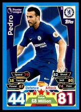 Match Attax 2016-2017 extra Antonio Conte Chelsea Manager no M4