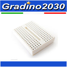 Mini breadboard piastra sperimentale 170 punti solderless