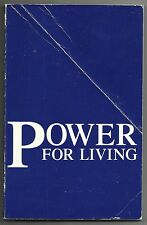1999 Power For Living Jamie Buckingham Paperback Book Christian Bible Success