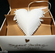 "Margaret Furlong 2.5"" Wings Of Love Porcelain Ornament Single Boxed Issued 1995"