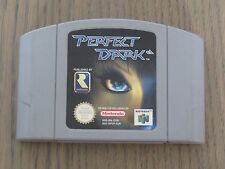 JEU NINTENDO 64  N64   PERFECT DARK