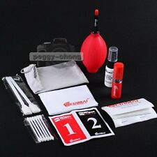 New EIRMAI 9 in1 Professional Lens Cleaning Kit For Canon Nikon Sony DSLR Camera