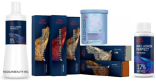WELLA Koleston Perfect Me + Permanent Hair Color or Developer or Powder Choose>>