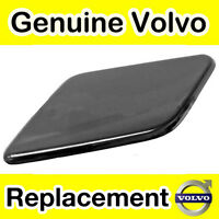 Headlamp // Headlight Washer Cover Left 08- Unpainted Genuine Volvo V50