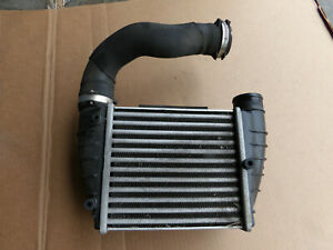 Audi A4 Cabriolet turbocharger intercooler 2007, used