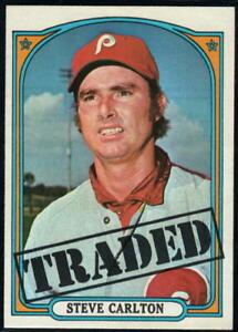 1972 Topps Baseball - Pick A Card - Cards 501-787
