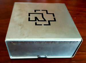 Rammstein Made In Germany Limited super Deluxe Steelbox