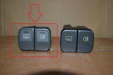 Honda Civic 92-95 OEM EDM Rear Fog Light Switch from GRAY Interior
