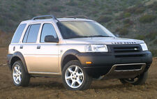 Landrover Freelander (L314) 1997-2000  Workshop Service Repair Manual Download