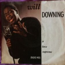 """7"""" Vinyl Will Downing - A love supreme"""